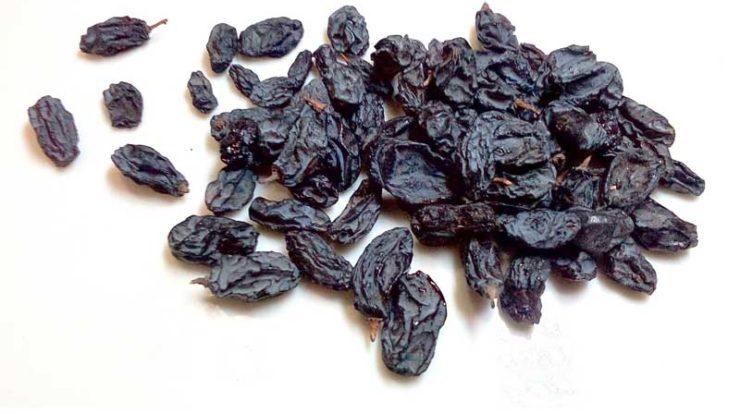 قیمت هر کیلو کشمش مویز بی هسته ازبک در بازار
